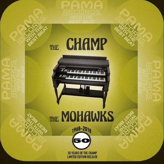 The Mohawks: The Champ: Gold Vinyl