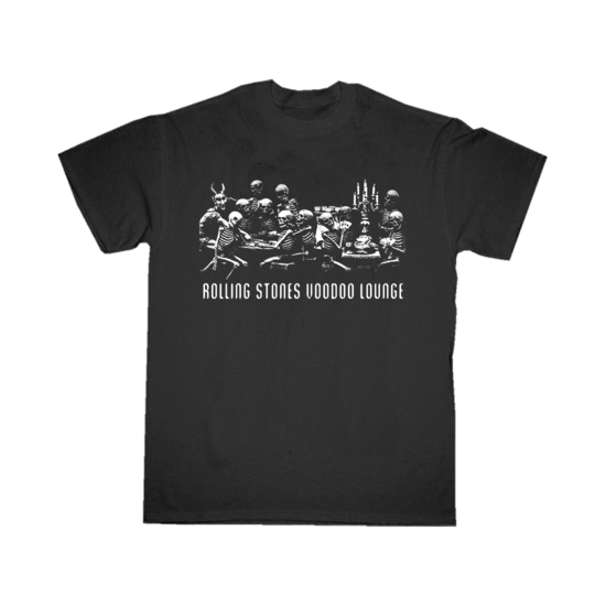 The Rolling Stones: Voodoo Lounge Black T-shirt