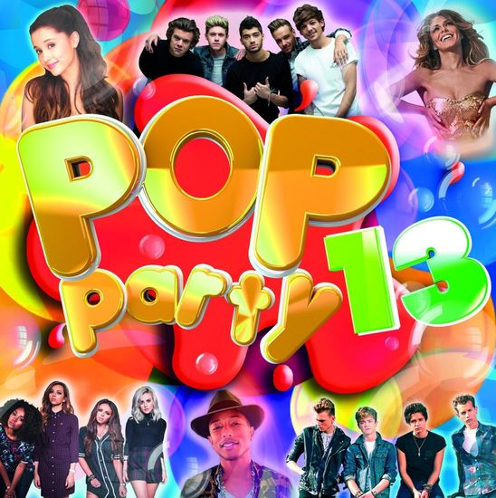 Various: Pop Party 13 CD