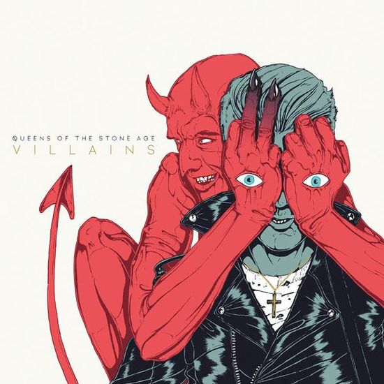 Queens Of The Stone Age: Villains: Etched Vinyl