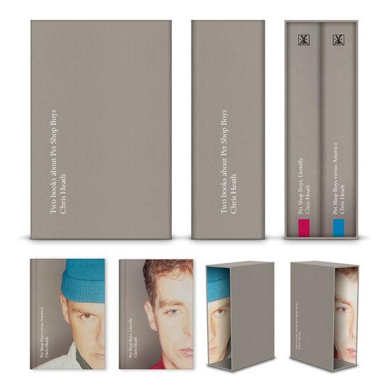 Pet Shop Boys: Two books about Pet Shop Boys (exclusive slipcase edition)