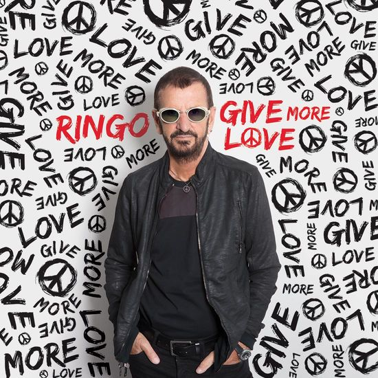 Ringo Starr: Give More Love
