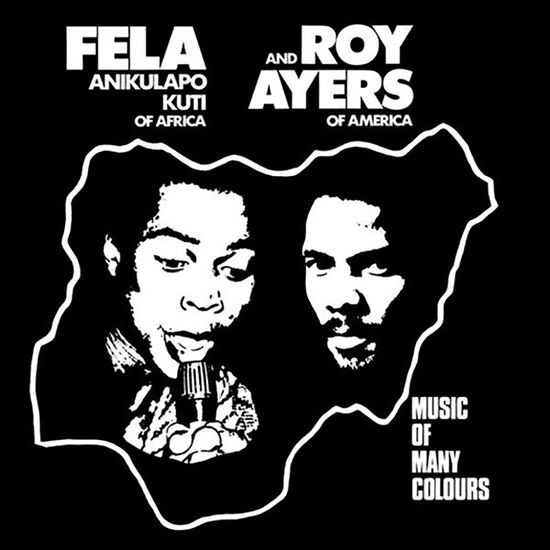 Fela Kuti: Music of Many Colours