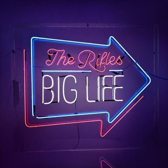 The Rifles: Big Life