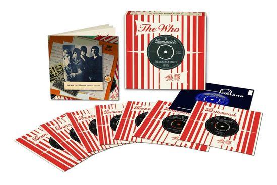The Who: The Brunswick Singles