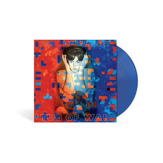 Paul McCartney: Tug Of War Limited Edition Blue Vinyl