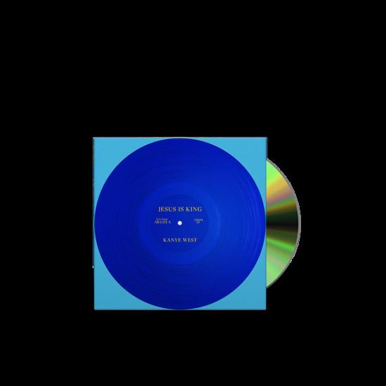 Kanye West: JESUS IS KING CD