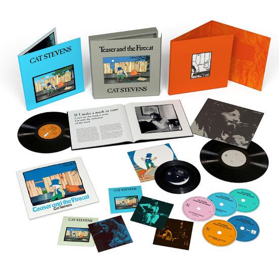Yusuf: Teaser & The Firecat: Super Deluxe Box Set + Double Sided Print
