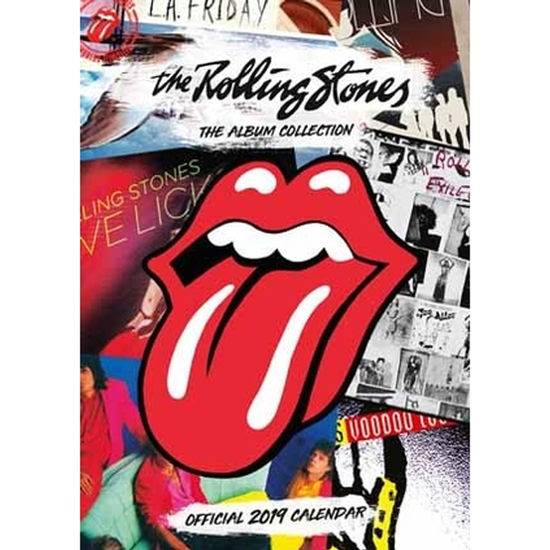 The Rolling Stones: The Rolling Stones Official 2019 Calendar