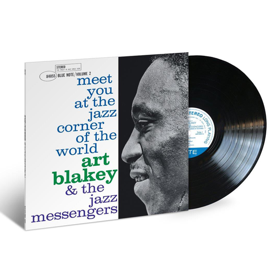 Art Blakey & The Jazz Messengers: Meet You At The Jazz Corner of the World, Vol. 2