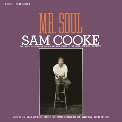 Sam Cooke: Mr Soul