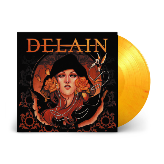 Delain: We Are The Others: Limited Edition Flaming Coloured Vinyl