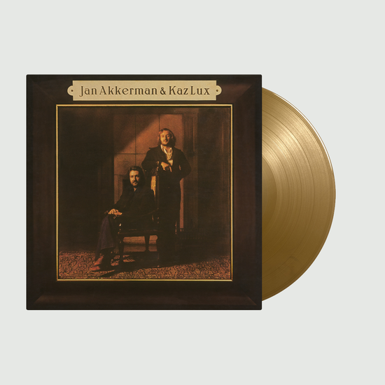Jan Akkerman & Kaz Lux: Eli: Limited Edition Gold Vinyl