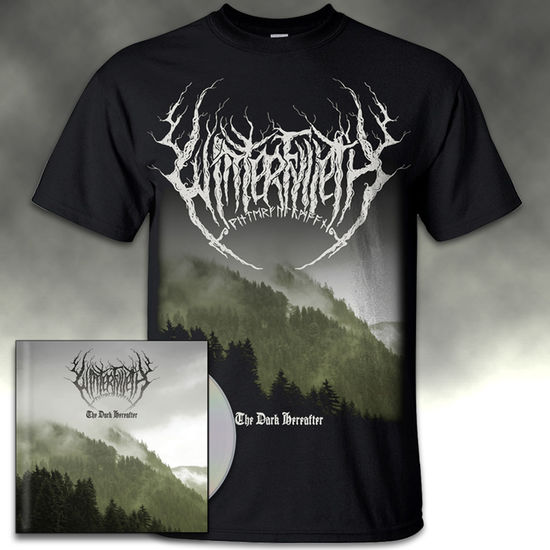 Winterfylleth: The Dark Hereafter Limited Hard Cover CD & T-Shirt Bundle