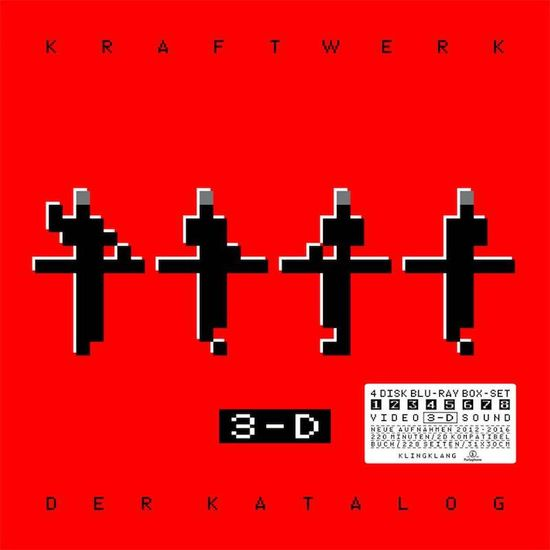 Kraftwerk: 3-D The Catalogue: Deluxe Vinyl Box Set