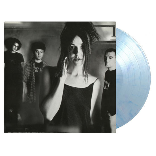 Cranes: Population Four: Limited Edition Blue & White Swirled Vinyl