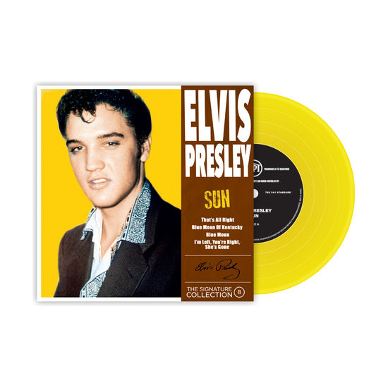 Elvis Presley: Sun