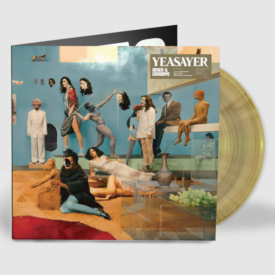 Yeasayer: Amen & Goodbye (Gold Vinyl)