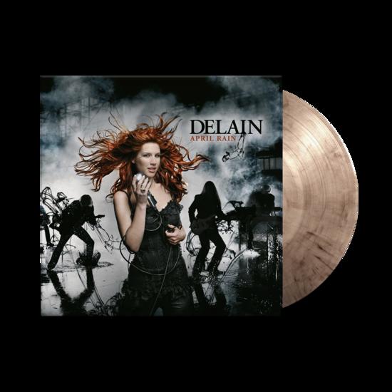 Delain: April Rain : Limited Edition Smoke Coloured Vinyl