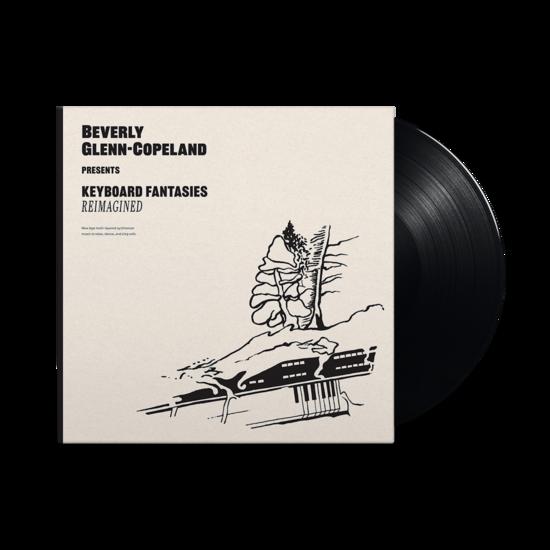 Beverly Glenn-Copeland: Keyboard Fantasies Reimagined: Black Vinyl LP