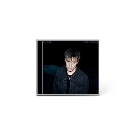 Sam Fender: HYPERSONIC MISSILES STANDARD CD