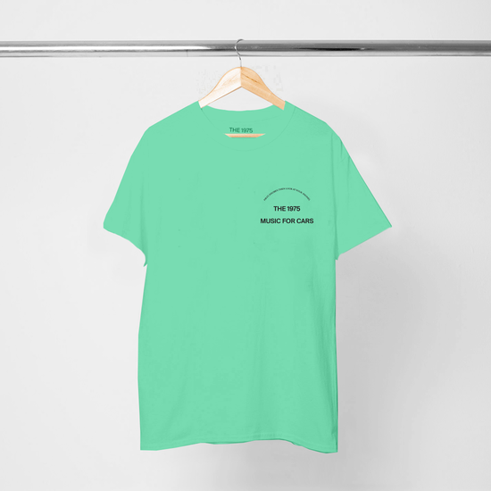 The 1975: FIRST DISOBEY T-SHIRT IV