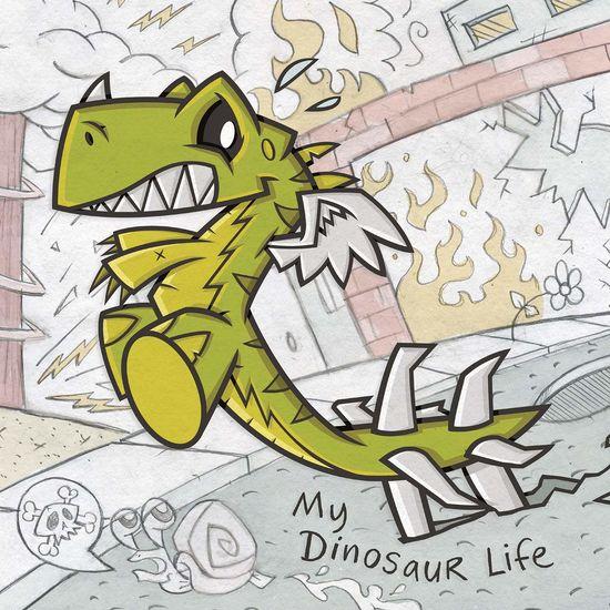 Motion City Soundtrack: My Dinosaur Life