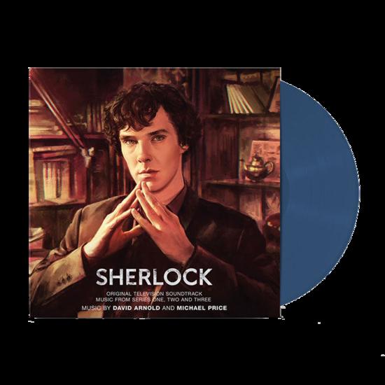 Original Soundtrack: BBC Sherlock: Limited Edition Dusk Blue Vinyl