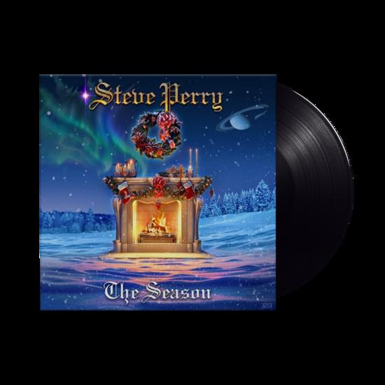 Steve Perry: THE SEASON: Black Vinyl 1LP