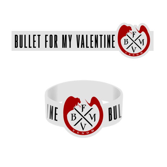 Bullet For My Valentine: Venom Wristband