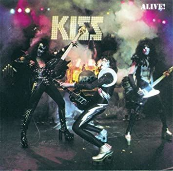 Kiss: Alive! - Germany Version