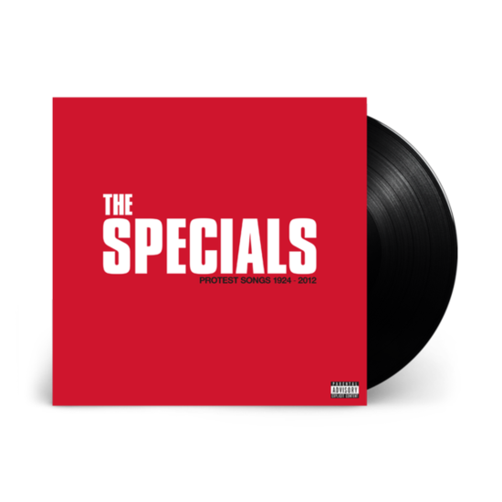 The Specials: Protest Songs 1924-2012: 180g Black Vinyl + Signed Litho