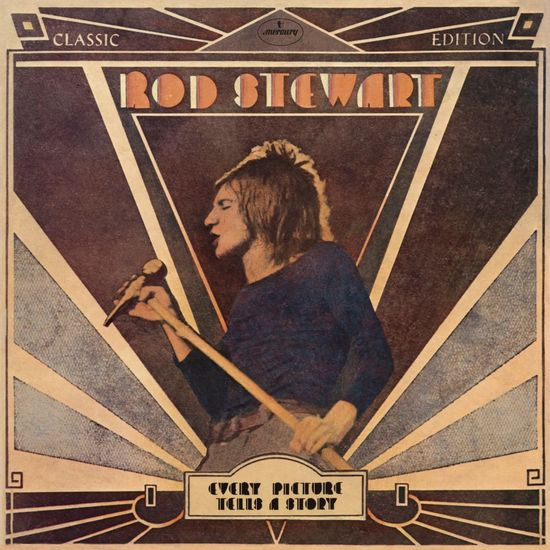 Rod Stewart: Every Picture Tells A Story Vinyl LP
