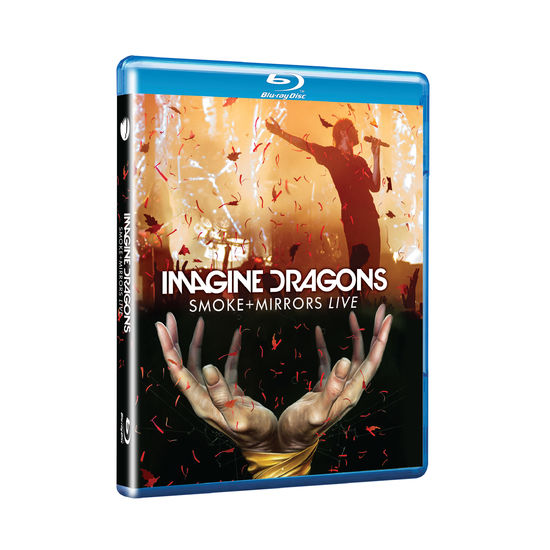 Imagine Dragons: Smoke + Mirrors Live Blu-Ray