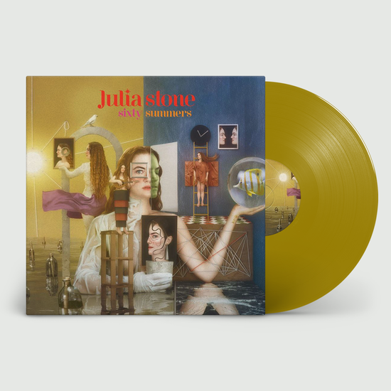 Julia Stone: Sixty Summers: Limited Edition Gold Vinyl