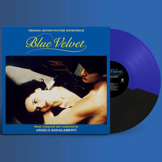 Angelo Badalamenti: Blue Velvet: Black + Blue Vinyl