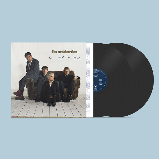 The Cranberries: No Need to Argue: Standard Black Vinyl