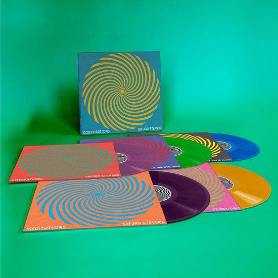 Sufjan Stevens: Convocations: Limited Edition 5LP Vinyl Box Set