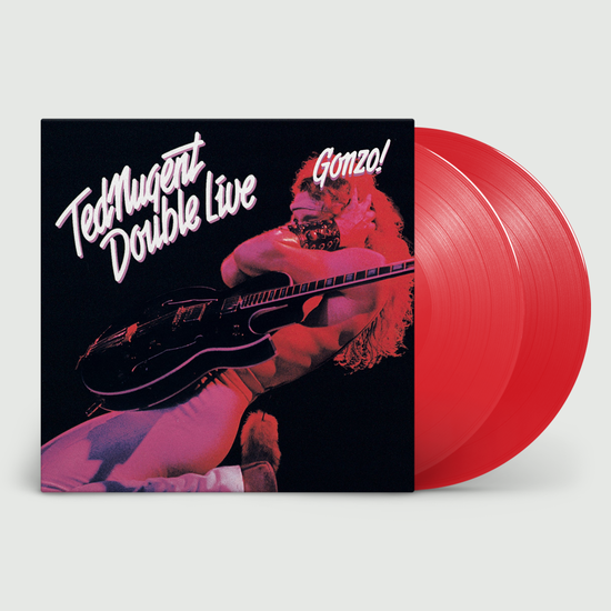 Ted Nugent: Double Live Gonzo: Limited Edition Double Red Vinyl