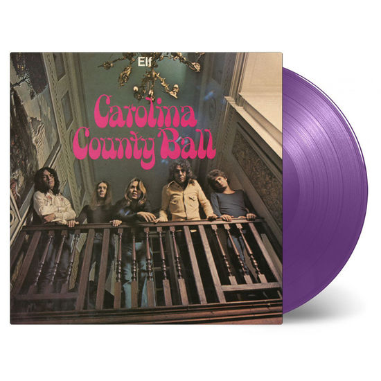 Elf: Carolina County Ball: Limited Edition Purple Vinyl