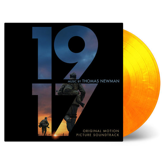 Original Soundtrack: 1917: Limited Edition Flaming Orange Vinyl