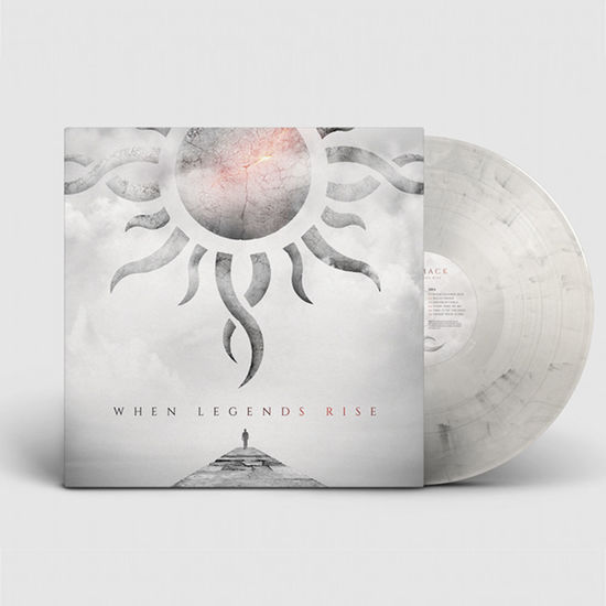 Godsmack: When Legends Rise Limited Edition Coloured Vinyl