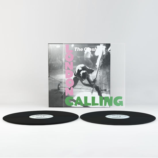 The Clash: London Calling: 40th Anniversary Edition + Special Sleeve
