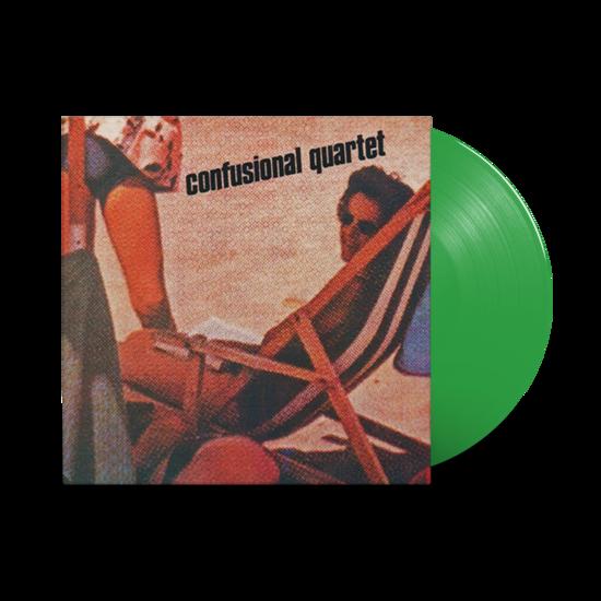 Confusional Quartet: Confusional Quartet: Limited Edition Green Vinyl