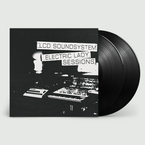 LCD Soundsystem: Electric Lady Sessions: Deluxe Double Vinyl