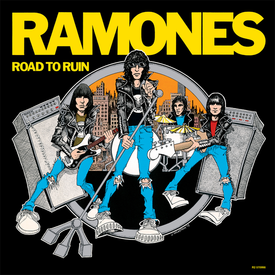 Ramones: Road To Ruin: (40th Anniversary Deluxe Edition)