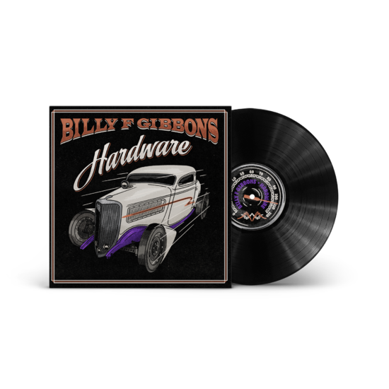 Billy F Gibbons: Hardware