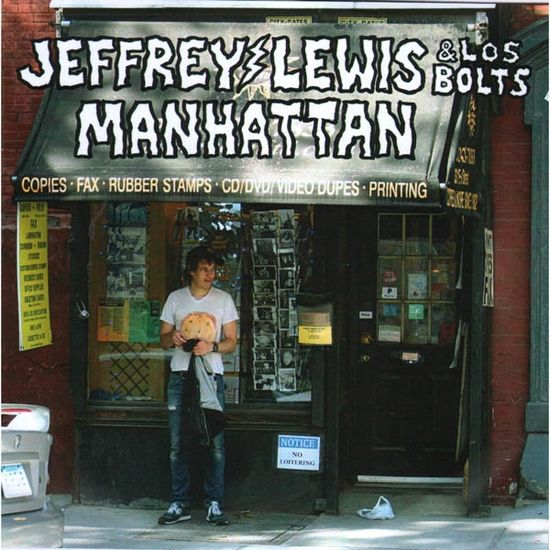 Jeffrey Lewis & Los Bolts: Manhattan