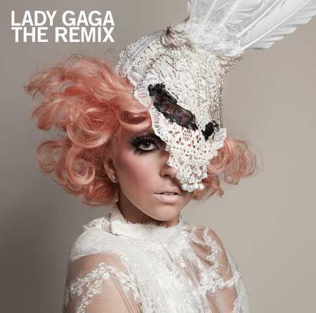 Lady Gaga: The Remix