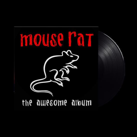 Mouse Rat: The Awesome Album: Black Vinyl LP